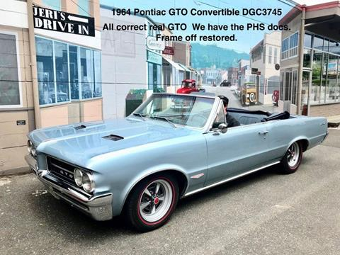 1964 Pontiac GTO for sale in Seattle, WA