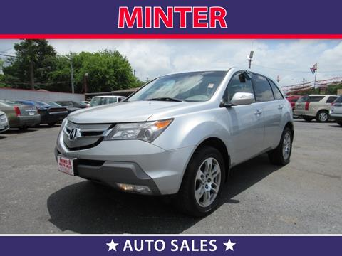 2008 Acura MDX for sale in South Houston, TX