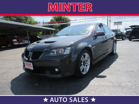 2008 Pontiac G8 for sale in South Houston, TX