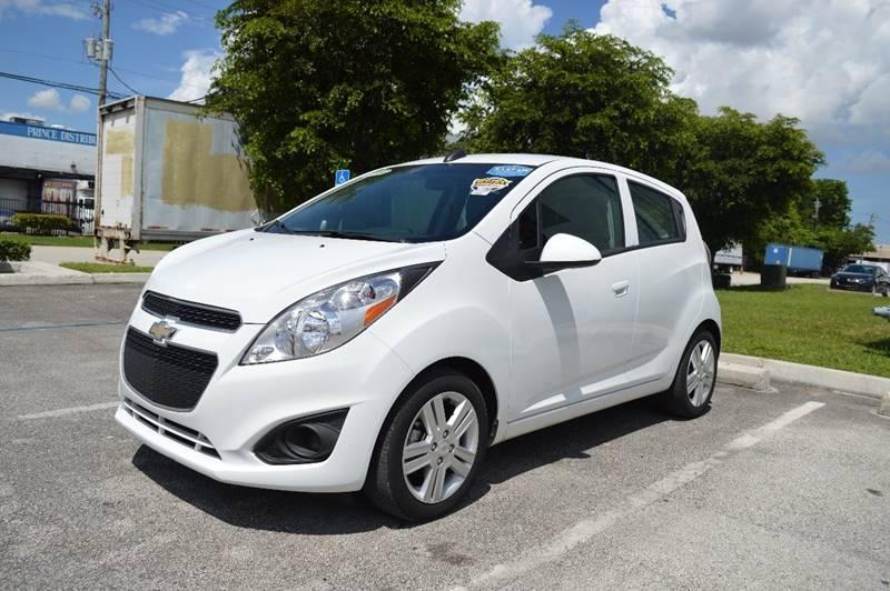 2015 Chevrolet Spark Ls Cvt 4dr Hatchback In North Miami Fl