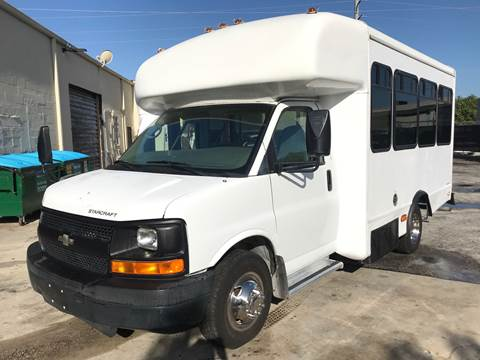 2010 Chevrolet G3500 for sale in North Miami, FL