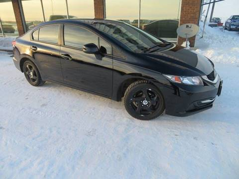 2013 Honda Civic for sale in Wahpeton, ND