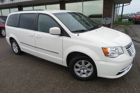 2011 Chrysler Town and Country for sale in Wahpeton, ND