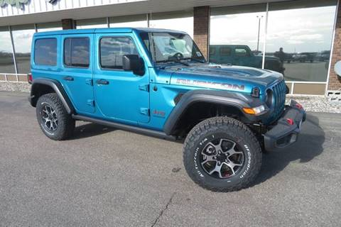 2020 Jeep Wrangler Unlimited for sale in Wahpeton, ND