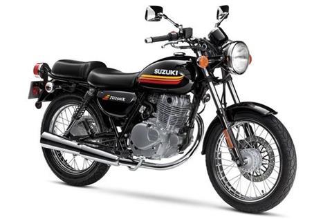 2018 Suzuki TU