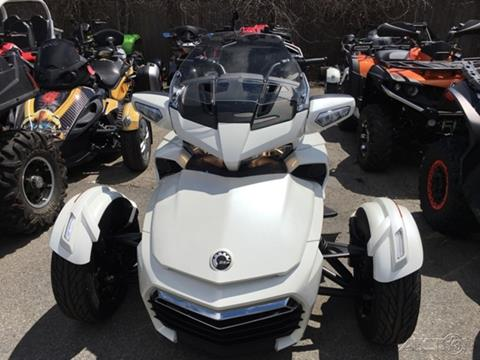 2017 Can-Am Spyder F3 Limited SE6 for sale in North Chelmsford, MA
