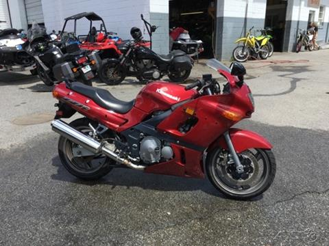 2004 Kawasaki Ninja Zzr600 for sale in North Chelmsford, MA