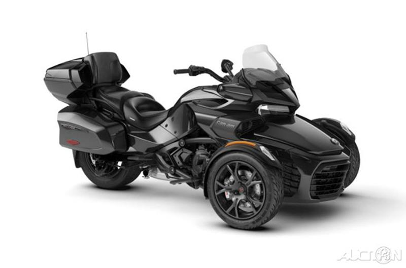 2019 Can-Am F3