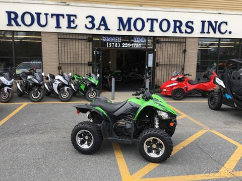 2017 Arctic Cat XC for sale in North Chelmsford, MA