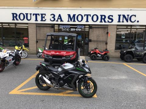 2015 Kawasaki Ninja for sale in North Chelmsford, MA