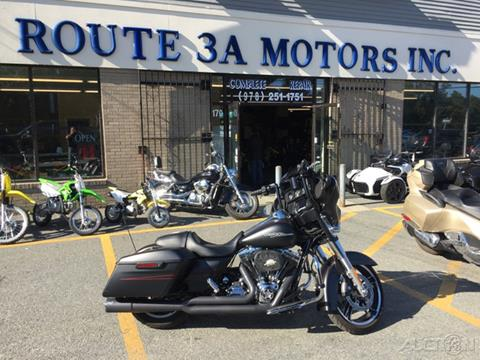 2015 Harley-Davidson® Street Glide® for sale in North Chelmsford, MA