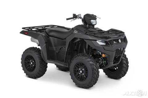 2020 Suzuki KING QUAD 500 EPS LIMITED for sale at ROUTE 3A MOTORS INC in North Chelmsford MA