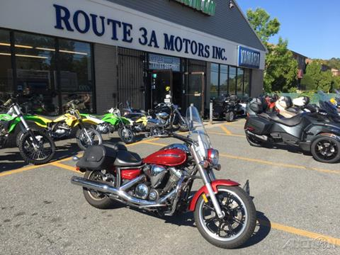 2010 Yamaha V-Star for sale in North Chelmsford, MA