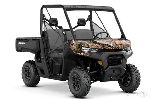 2020 Can-Am Defender for sale at ROUTE 3A MOTORS INC in North Chelmsford MA