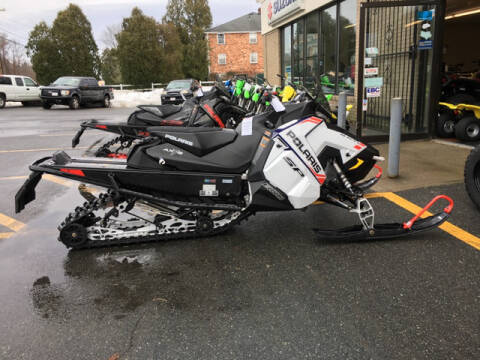 2020 Polaris INDY 600 SP 137 RIPSAW 1.25