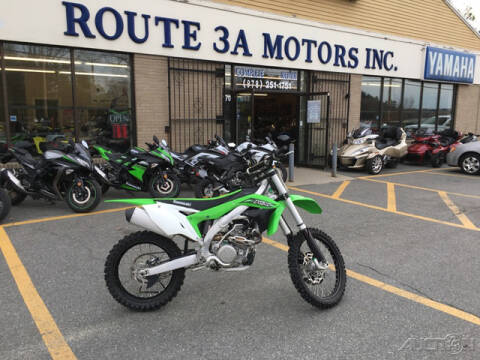 2016 Kawasaki KX250F for sale in North Chelmsford, MA