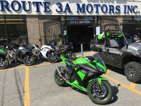 2013 Kawasaki NINJA 300 KRT for sale in North Chelmsford, MA