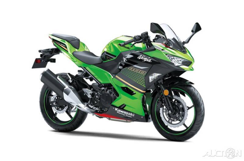 2020 Kawasaki NINJA 400 KRT