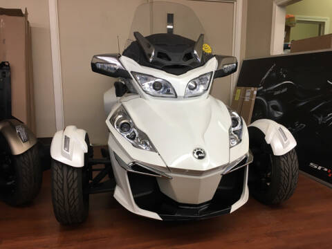 2017 Can-Am RT LIMITED