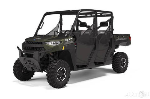2020 Polaris RANGER CREW 1000XP EPS for sale at ROUTE 3A MOTORS INC in North Chelmsford MA