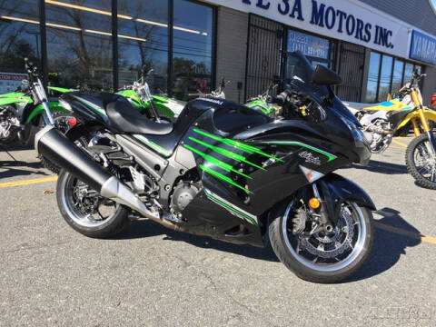 2013 Kawasaki NINJA ZX14R for sale at ROUTE 3A MOTORS INC in North Chelmsford MA