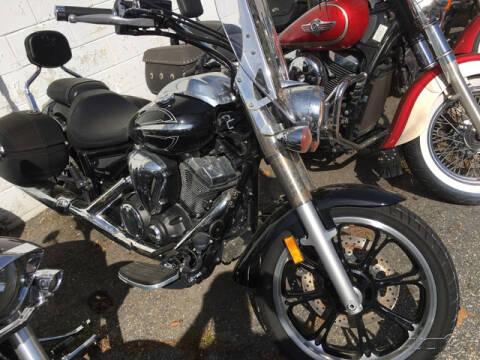 2012 Yamaha VSTAR 950 TOUR