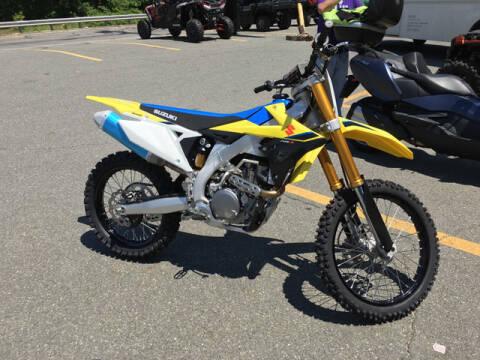 2020 Suzuki Rm 450Z