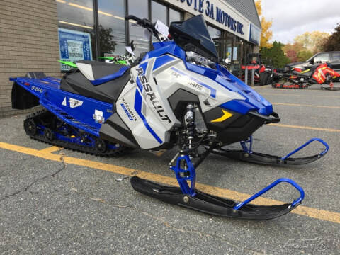 2021 Polaris 850 ASSAULT 144 COBRA 1.6 PIDD for sale at ROUTE 3A MOTORS INC in North Chelmsford MA