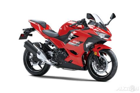 2021 Kawasaki Ninja 400 for sale at ROUTE 3A MOTORS INC in North Chelmsford MA