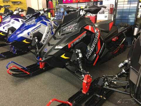 2021 Polaris 850 ASSAULT 144 AXYS 2.0 for sale at ROUTE 3A MOTORS INC in North Chelmsford MA
