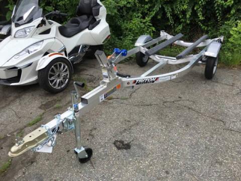 2020 Triton LTWCI for sale at ROUTE 3A MOTORS INC in North Chelmsford MA