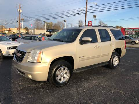 2011 GMC Yukon for sale in Campbellsville, KY