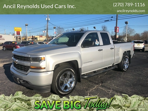 Used Trucks For Sale In Ky >> Pickup Truck For Sale In Campbellsville Ky Ancil Reynolds