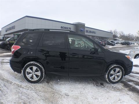 Subaru Sioux Falls >> Schulte Subaru Sioux Falls Sd Inventory Listings