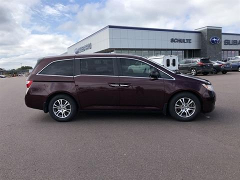 2012 Honda Odyssey for sale in Sioux Falls, SD