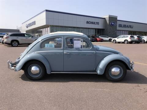 1959 Volkswagen New Beetle for sale at Schulte Subaru in Sioux Falls SD