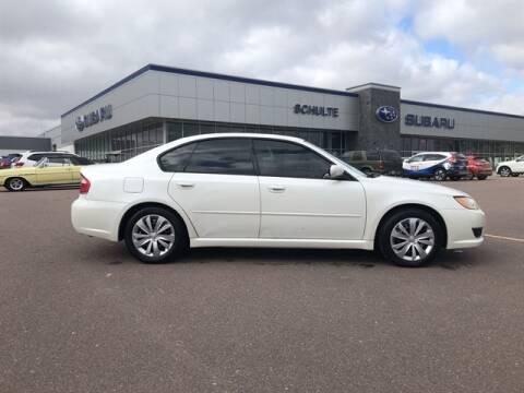 2009 Subaru Legacy for sale at Schulte Subaru in Sioux Falls SD