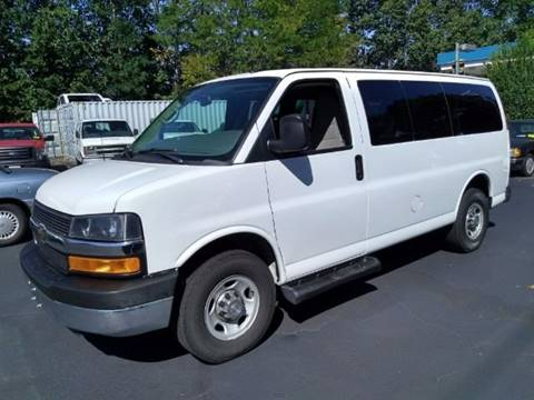 2014 Chevrolet Express Passenger for sale in Haverhill, MA