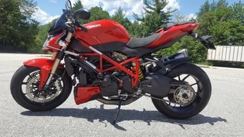 2014 Ducati Streetfighter