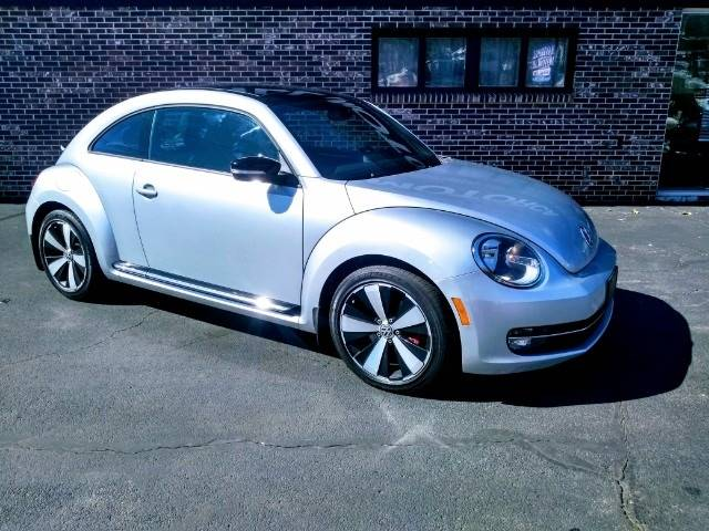2013 Volkswagen Beetle for sale at 125 Auto Finance in Haverhill MA