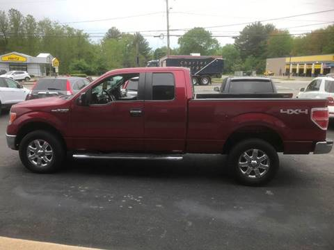 2013 Ford F-150 for sale at 125 Auto Finance in Haverhill MA