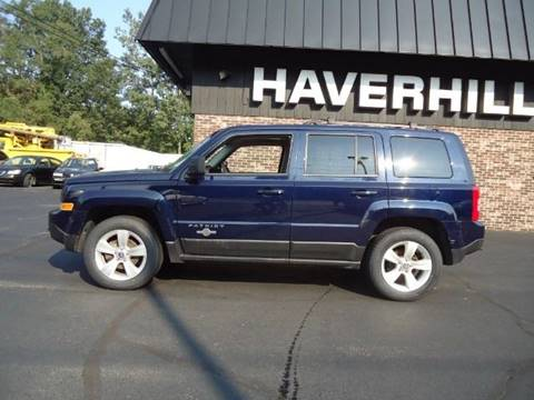 2014 Jeep Patriot for sale at 125 Auto Finance in Haverhill MA