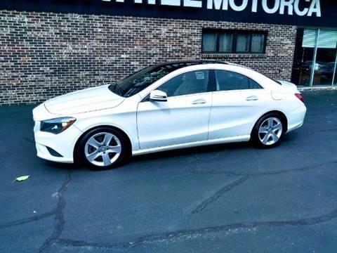 2015 Mercedes-Benz CLA for sale in Haverhill, MA