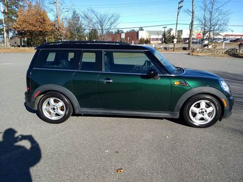 2011 MINI Cooper Clubman for sale at 125 Auto Finance in Haverhill MA