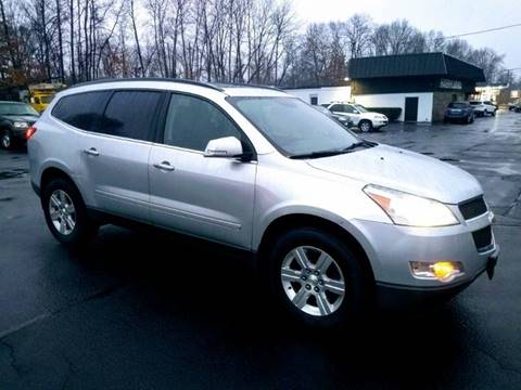 2012 Chevrolet Traverse for sale at 125 Auto Finance in Haverhill MA