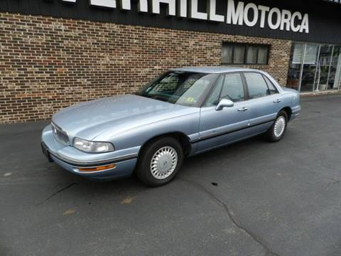 1997 Buick LeSabre for sale at 125 Auto Finance in Haverhill MA