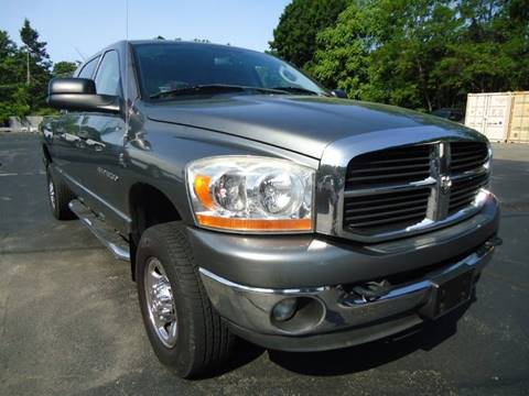 2006 Dodge Ram Pickup 3500 for sale at 125 Auto Finance in Haverhill MA