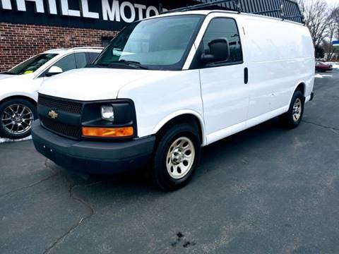 2013 Chevrolet Express Cargo for sale at 125 Auto Finance in Haverhill MA