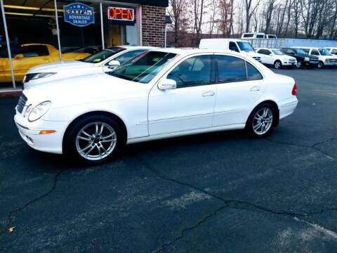 2005 Mercedes-Benz E-Class for sale at 125 Auto Finance in Haverhill MA