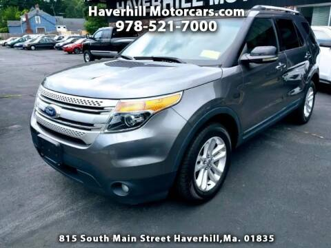 2011 Ford Explorer for sale at 125 Auto Finance in Haverhill MA